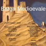 Locandina Borgo Medievale