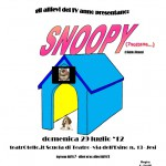 Locandina Snoopy