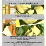 Locandina Teatrotello